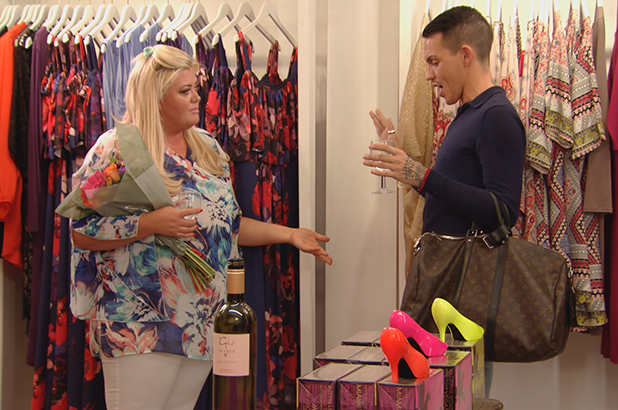 TOWIE episode to air 22 July 2015: series finale Bobby extends olive branch to Gemma