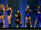Fifth Harmony flash the flesh on stage for Miami Beach performance