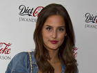 MIC's Lucy Watson looks seriously cute in floral frock and denim combo