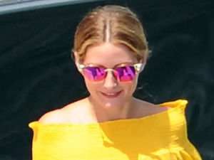 Olivia Palermo's holiday wardrobe is just too cute!