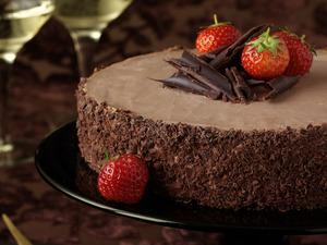 Bake Off recipe for Mary Berry's Velvet Chocolate Torte