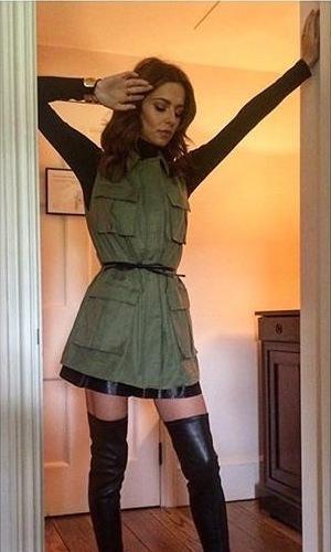 Cheryl Fernandez-Versini at X Factor bootcamp 28 July
