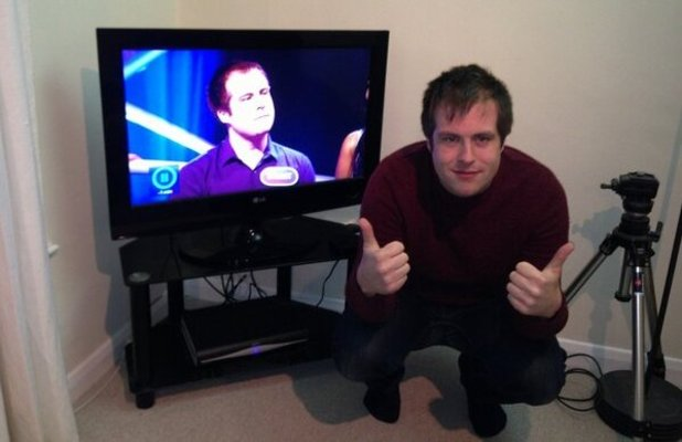 Stuart Baggs pictured before tragic death, 2015.