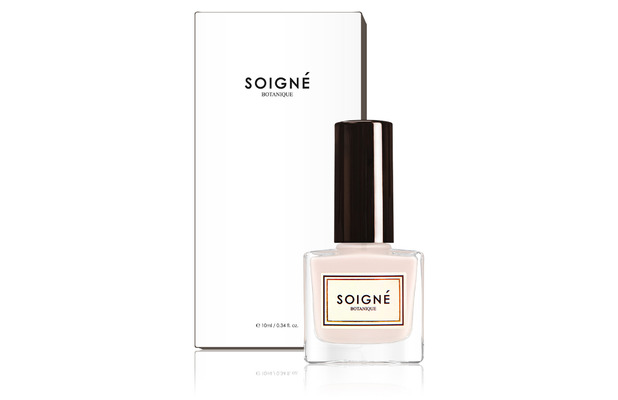 Oxygenated Base Coat Soigne £13, 28th July 2015