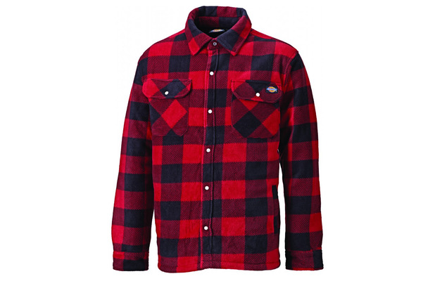 Red Checked Shirt from Dickies, Portland £30, 28th July 2015