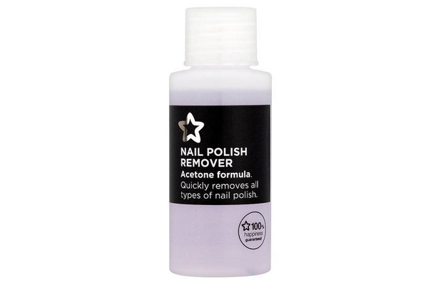 Superdrug Nail Polish Remover 79p, 28th July 2015