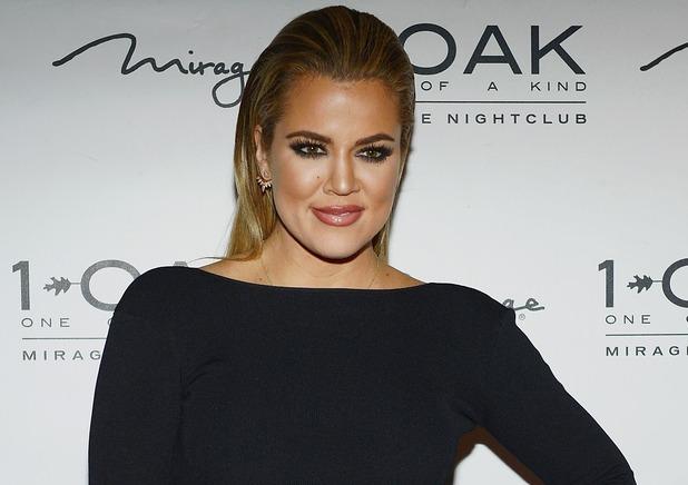 Khloe Kardashian, for Surf advertorial
