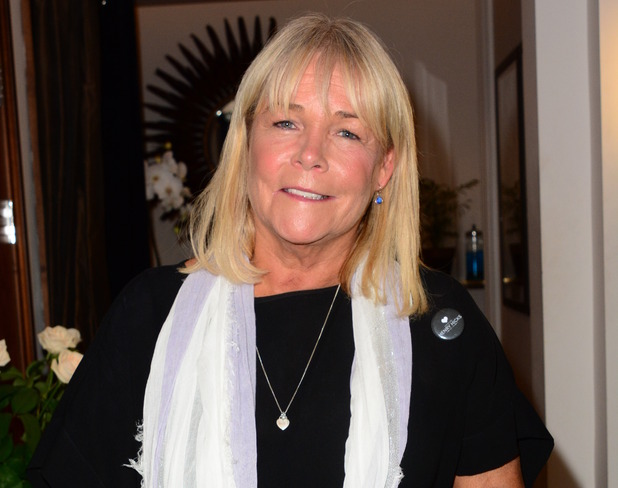 Linda Robson at Nicky Clarke's party at his salon in Carlos Place - 27 July 2015.