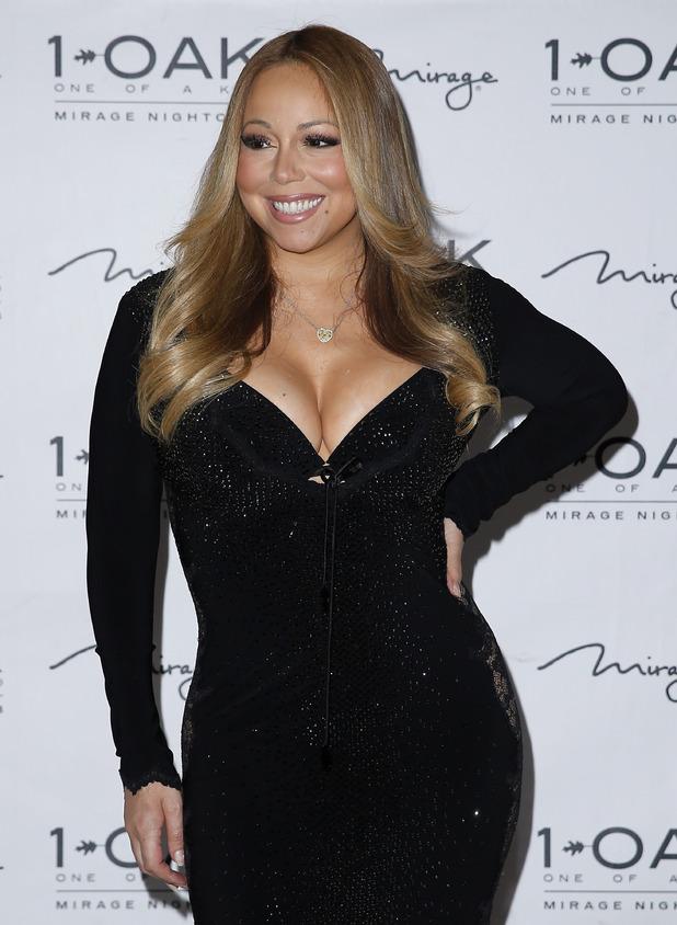 Mariah Carey hosts an evening at 1OAK Nightclub in Las Vegas - 25 July 2015.