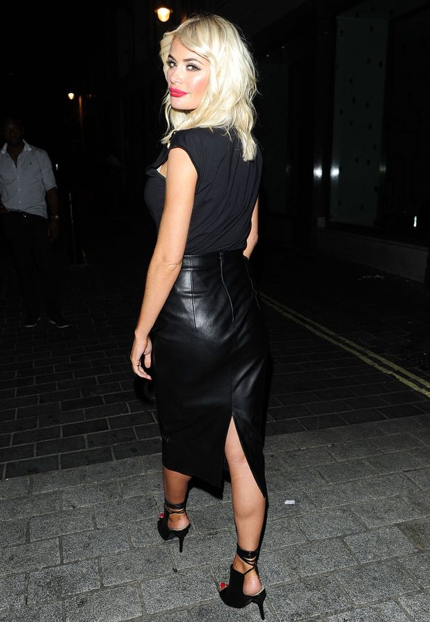 TOWIE's Chloe Sims out and about, London, Britain - 25 Jul 2015.