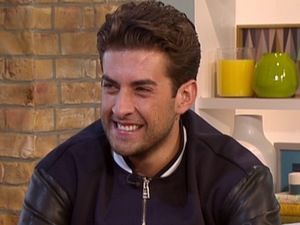 James Arg Argent appears on This Morning, ITV 7 August