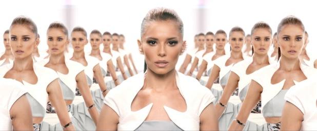 Cheryl Ferdnandez-Versini stars in new X Factor 2015 trailer - 2 august 2015.
