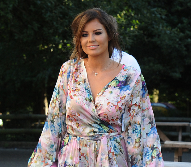 TOWIE's Jessica Wright at 'The Boob Summer Ball' in aid of Coppafeel Breast Cancer Charity at The Kings Oak in Essex - 2 August 2015.