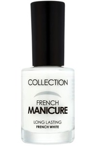 Collection French Manicure Long Lasting Polish in French White