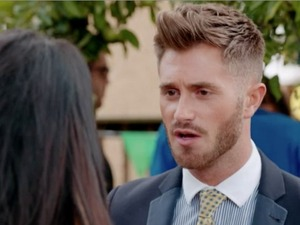 Desi Rascals - Jasmin Walia and Ross Worswick are caught up in yet another heated confrontation - 12 August 2015.