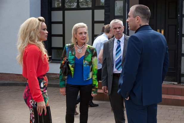 Hollyoaks, Grace, Trevor, Frankie, Jack, custody battle, Wed 12 Aug