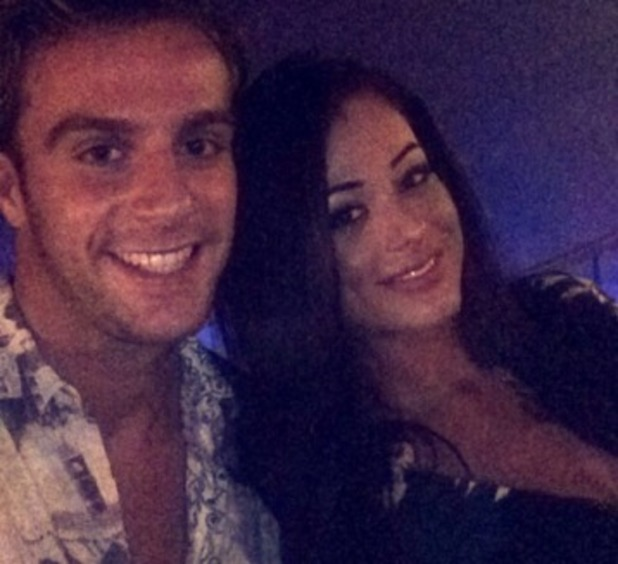 Max Morley and Jess Hayes, Snapchat 13 August