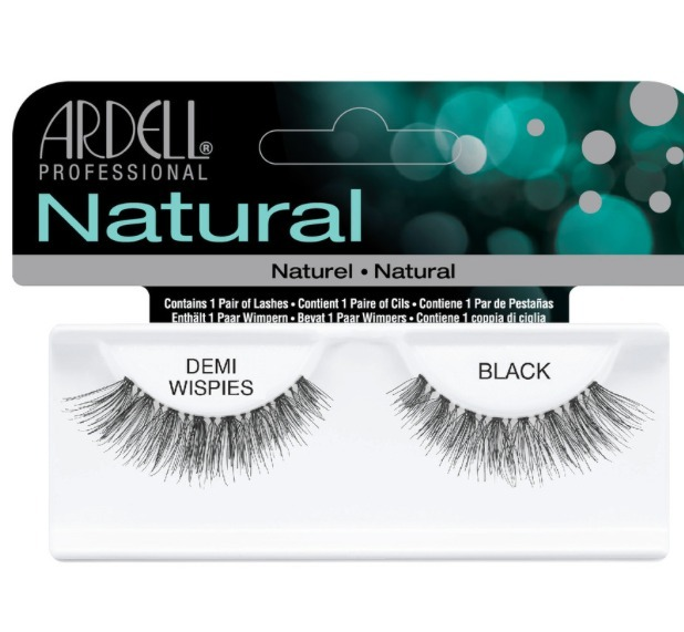 Ardell Natural Lashes in Demi Wispies Black