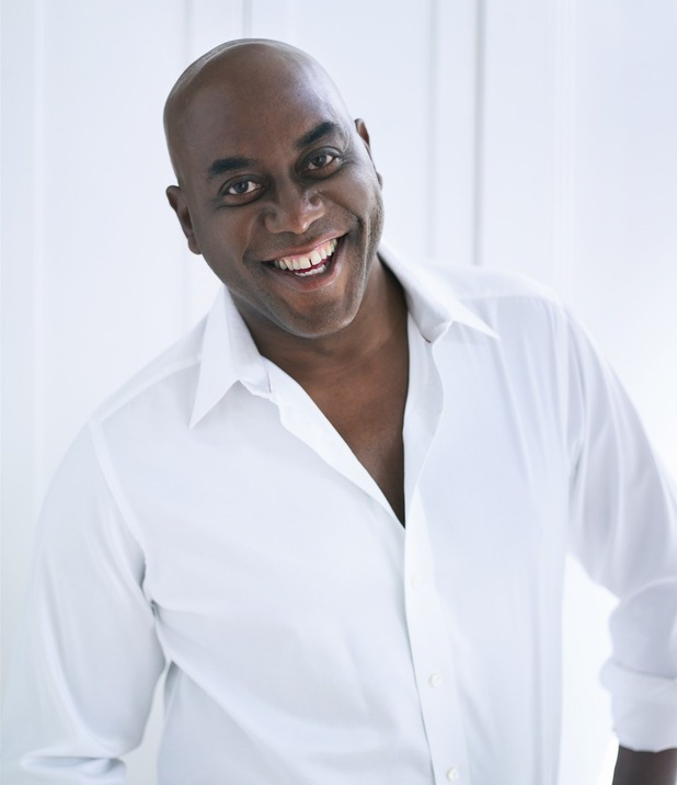 TV chef Ainsley Harriott confirmed for Strictly Come Dancing - 11 August 2015.