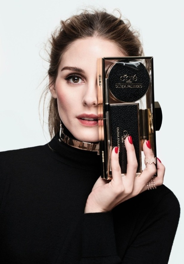 Olivia Palermo launches brand new beauty collection with Ciate 13th August 2015