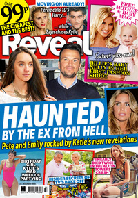 Reveal magazine issue 33 cover: 22 to 28 August 2015