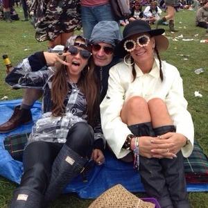 Brooke Vincent festival pic - for use on Brooke's blog. 18 August 2015.
