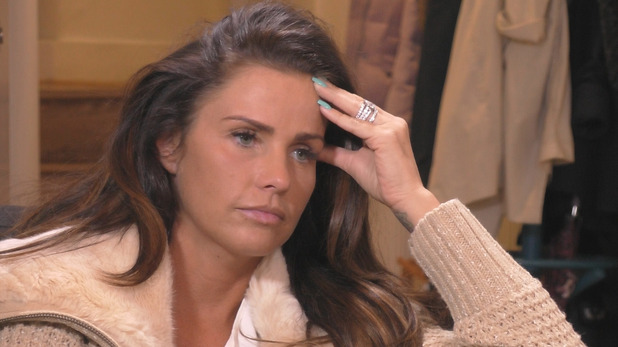Katie Price: In Therapy, Fri 21 Aug