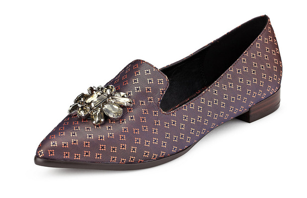 M&S embellished flats £35 19th August 2015