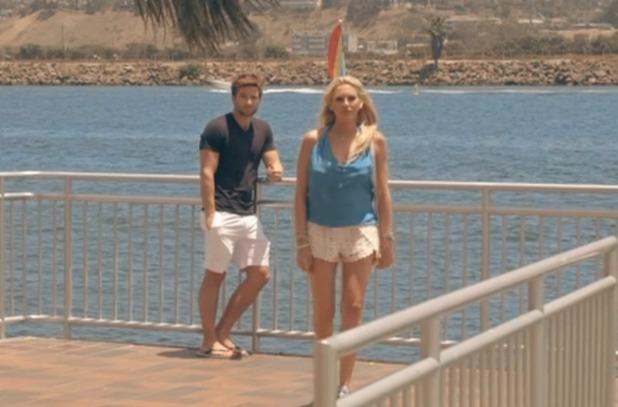Stephanie Pratt and Josh Shepherd split in Made In Chelsea: LA. Aired: Monday 18 August 2015.