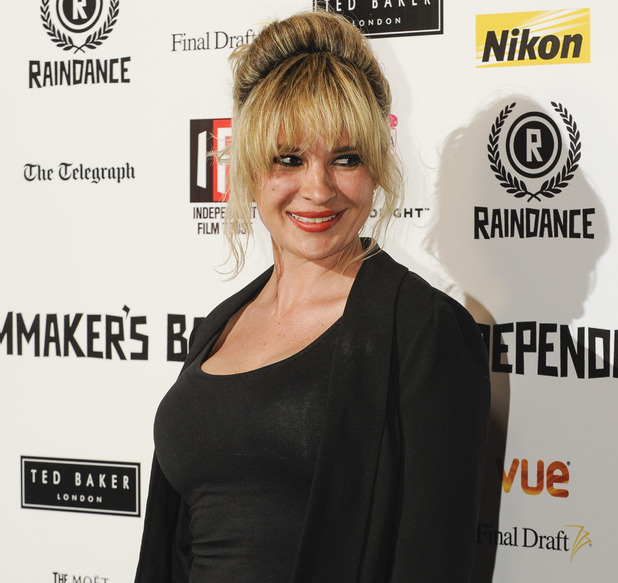 Kierston Wareing - Independent Film Makers Ball Gala - 29 April 2015.