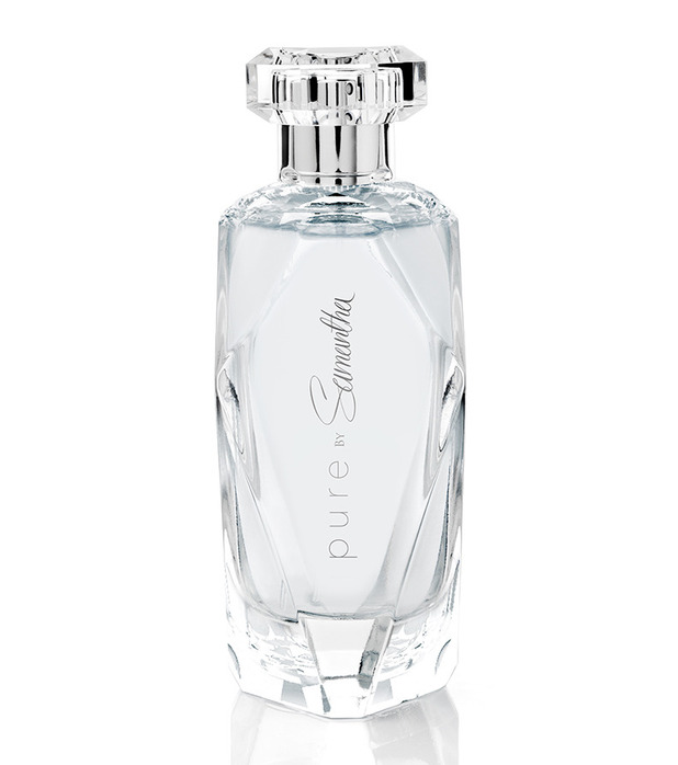 TOWIE's Sam Faiers new perfume 'Pure' is available in stores, 21st August 2015