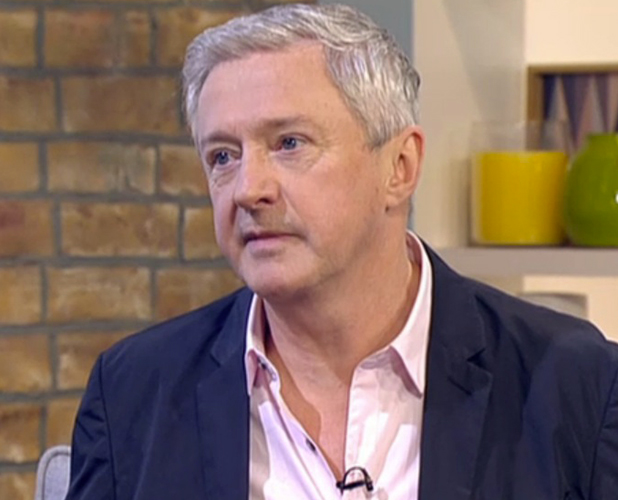 Louis Walsh on This Morning 21 August 2015