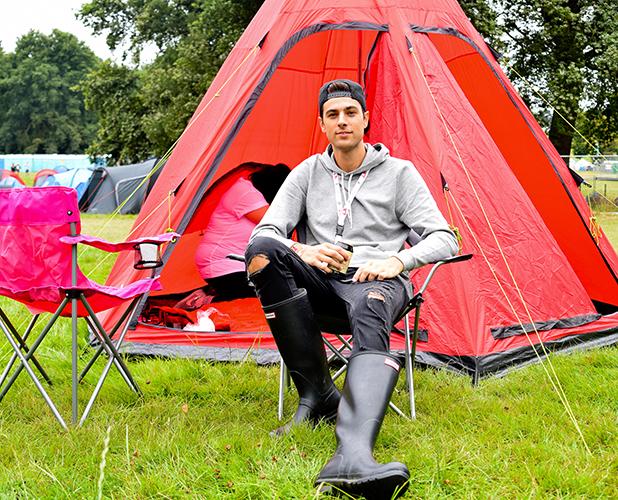 Virgin Media's V Festival 2015 opens - images from Friday, 21 August at Hylands Park