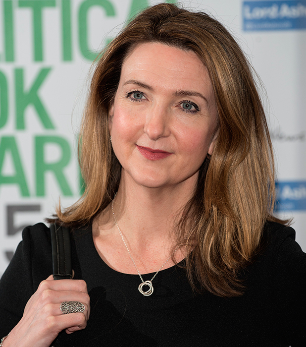The Paddy Power and Total Politics Political Book Awards held at the BFI IMax - Arrivals Victoria Derbyshire
