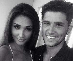Jordan Davies and Megan McKenna, Instagram August