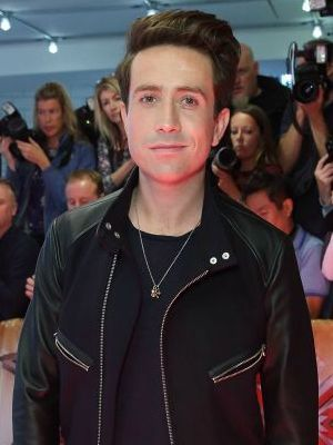 Nick Grimshaw attends the press launch of 'The X Factor' at the Picturehouse Central on August 26, 2015 in London, England.