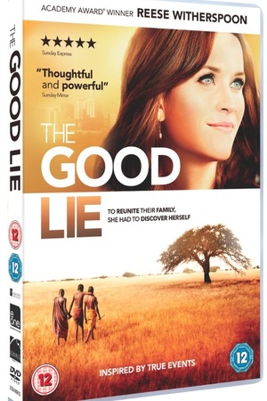 Reese Witherspoon in 'The Good Lie' DVD out 31st August
