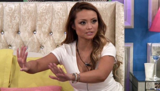 Tila Tequila in the CBB house.