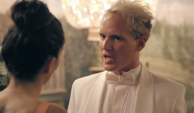 Naz Gharai confronts Jamie Laing, Made In Chelsea: LA 24 August