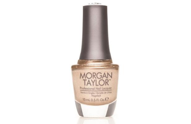 Morgan Taylor nail polish in Give Me Gold £11, 24th August 2015