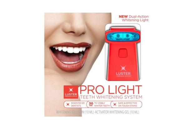 Pro Light Teeth Whitening System £49.99, 28th August 2015