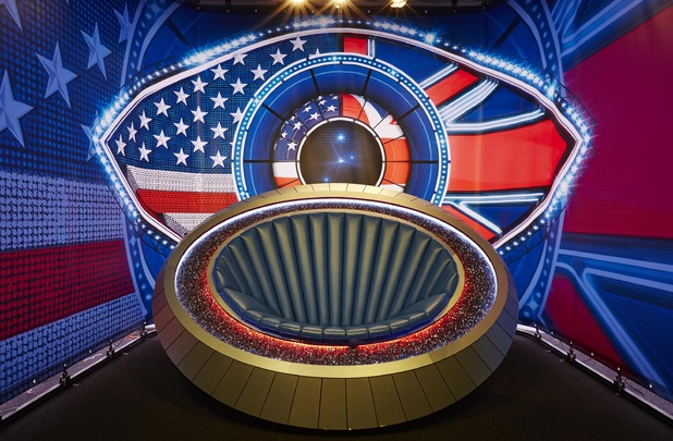 Celebrity Big Brother Diary Room Chair August 2015