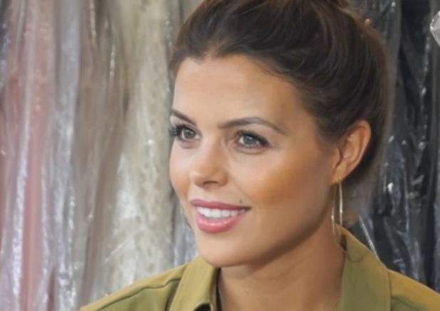 Chloe Lewis shares update on ex-boyfriend Jake Hall, ITV 26 August