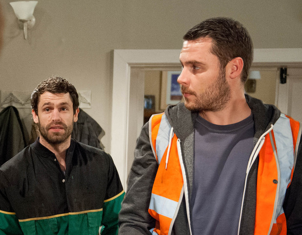 Emmerdale, Aaron guilty over Andy's grief, Mon 31 Aug