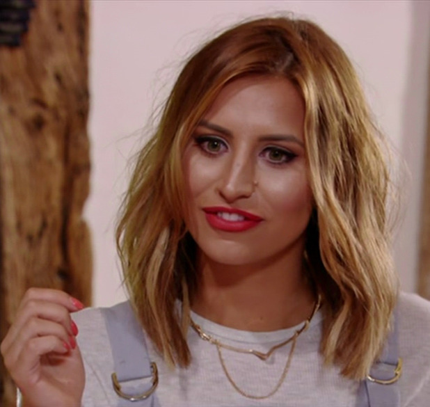Ferne McCann, The Only Way Is Essex, Broadcast on ITVBe, 25 July 2015