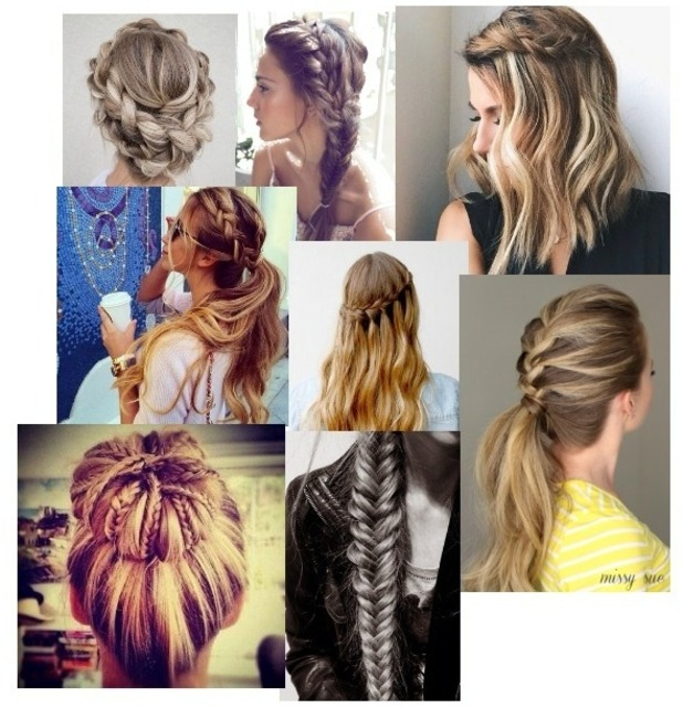 Brooke Vincent Blog: Braided hairstyles 27 August
