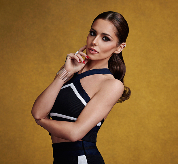 Cheryl Fernandez-Versini: official X Factor 2015 picture