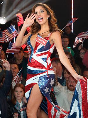 Celebrity Big Brother 'UK versus USA' Launch Night at Elstree Studios, Hertfordshire Farrah Abraham