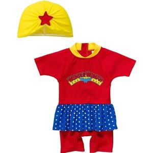 Wonder Woman swimsuit - 3 Sep 2015