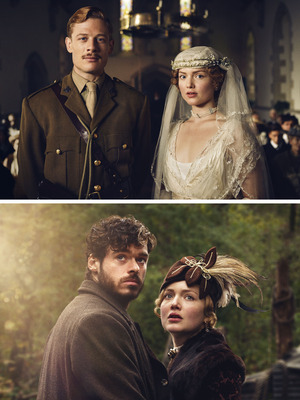 Lady Chatterley's Lover, Sun 6 Sep
